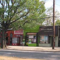 Small Shops on Rhode Island Avenue, Брентвуд