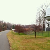 Capital Crescent Trail, The Dalecarlia Reservoir and Water Treatment Plant, MacArthur Blvd, Bethesda MD, Брукмонт