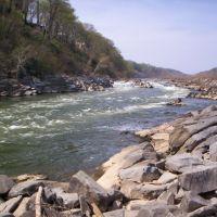 Potomac River rapids, Брукмонт