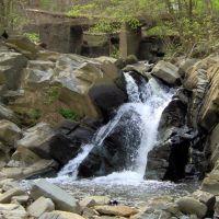 Pimmit Run @ Potomac River & Chain Bridge, Arlington, VA, Брукмонт