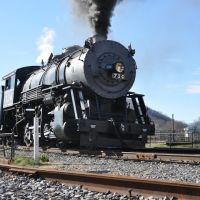 WM Scenic Railroad - Cumberland, Камберленд