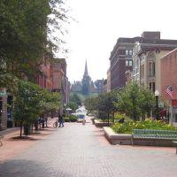 Cumberland, MD, Baltimore Street, Камберленд
