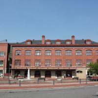 Western Maryland Railway Station, Cumberland, Maryland (USA) - June 2010, Камберленд