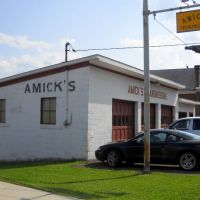 Amicks Transmission Services, 1039 Bedford Street, Cumberland, MD, Камберленд