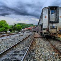 为了这张照片我差点误了火车, Камберленд