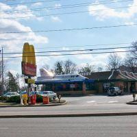 Mc Shuttle at McDonalds Parkville, Карни