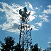 Microwave Tower from Fuller Avenue, Карни