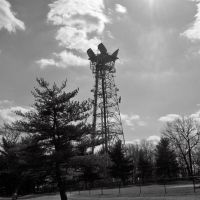 Microwave Tower from Baseball Field, Карни