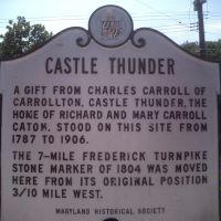 Castle Thunder, Катонсвилл