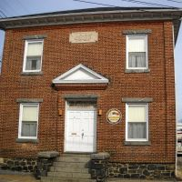 Providence Lodge 16, Independent Order of Odd Fellows (IOOF), 6 Ingleside Avenue, Catonsville, MD, Катонсвилл