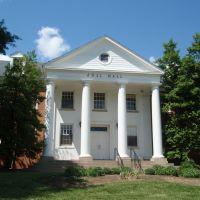 Jull Hall, Колледж-Парк