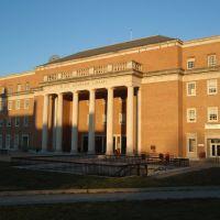 Hornbake Library, Колледж-Парк