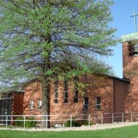 Zion Lutheran Church, Колмар-Манор