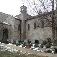 Fort Lincoln church, Коттедж-Сити