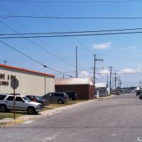 Broad Street - Crisfield, Maryland, Крисфилд