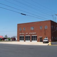 Crisfield Fire Department, Крисфилд