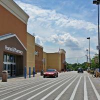 Walmart in Arbutus, Maryland, Лансдаун