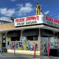 Polock Johnnys Polish Sausage, Baltimore, Maryland, Лансдаун