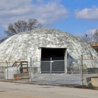 City of Baltimore, DPW storage shed, Лансдаун