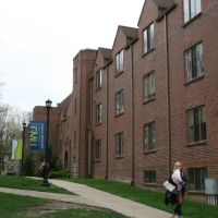 Central Methodist University-Fayette,Missouri, Маунт-Рейнье