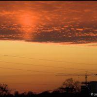 Golden Sunset, Маунт-Рейнье