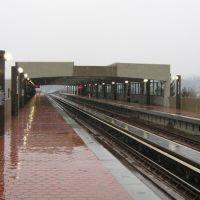 West Hyattsville metro station, Норт-Брентвуд