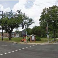 U.S. Reservation 520--Battle of Bladensburg Battlefield in Washington DC, Норт-Брентвуд