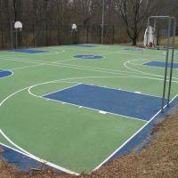 Basketball courts, Роквилл