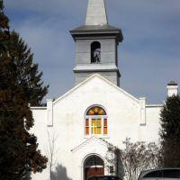St. Marys Chapel, 600 Veirs Mill Road, Rockville, MD, built 1817, Роквилл