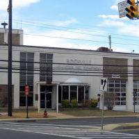 Rockville Volunteer Fire Department Station #3, Rockville, MD, built 1965, Роквилл