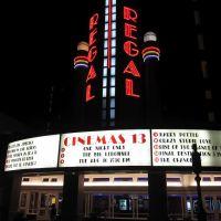 """Rockville, Maryland, U.S. : cinéma Regal, comme dans """"Happy Days"""", Роквилл"""