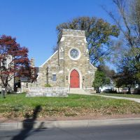 Rockville Presbyterian Church, Montgomery County, MD, Роквилл