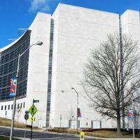 Montgomery County District Court, 191 East Jefferson Street Rockville, MD 20850, Роквилл