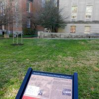 Gibbs v. Broome historical marker, 1931 Montgomery County Court House, 27 Courthouse Square Rockville, MD 20850, Роквилл