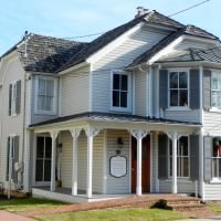 Jerkinhead Cottage, 12 S Adams St Rockville, Maryland 20850, built 1889, Роквилл