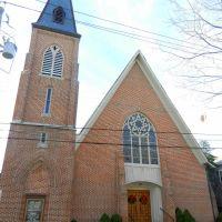 Christ Episcopal Church, 107 South Washington Street Rockville, MD 20850, Роквилл