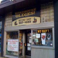 Roadhouse Oldies Record Shop - 301-587-1858  (lets see how long it lasts! 07/08), Силвер Спринг