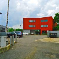 Red building, Такома-Парк