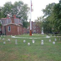 National Military Cemetery Battle of Fort Stevens 1864, Такома-Парк