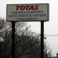 TOTAS--Takoma Old Town Auto Services, Такома-Парк