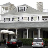 Blair Mansion Restaurant, 7711 Eastern Avenue, Silver Spring, MD, built 1880, Такома-Парк