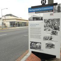 A Streetcar Named Brightwood, Battleground to Community: Brightwood Heritage Trail #18, Georgia Ave NW, Washington, DC, Такома-Парк