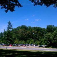 Lawn of Sheppard Pratt, Таусон