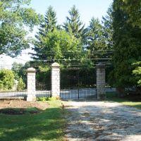 Hampton Mansion Front Gates, Таусон