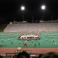 10-18-03 Townson Univ - Johnny Unitas Stadium, Таусон