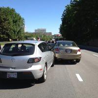 Car Collision Image 1, Таусон
