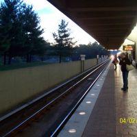 Addison Rd Seat Pleasant Metro Station, Уолкер-Милл