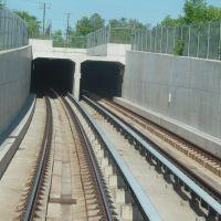 Addison Road tunnel portal, Уолкер-Милл