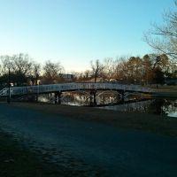 Bridge in Salisbury City Park, Фрутленд