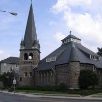 St. Peters Episcopal Church, Фрутленд